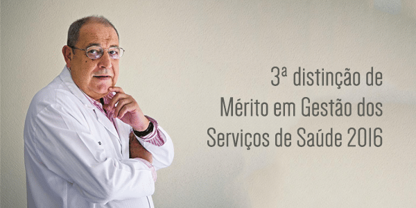 Professor Eduardo Barroso - Presidente da Sociedade Portuguesa de Cirurgia