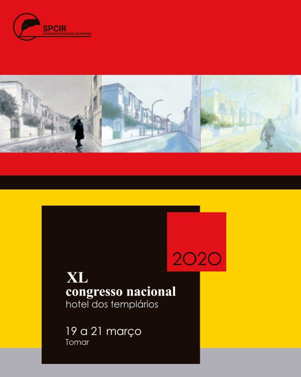 XL Congresso SPCIR - 2020